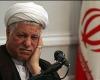 چرا هاشمی رفسنجانی هیچ شانسی برای ریاست خبرگان ندارد؟